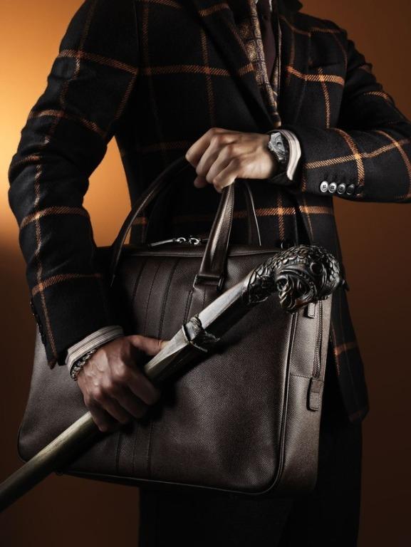 Купить мужские сумки BOTTEGA VENETA Ботега Венета