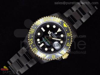 GMT Master Pro Hunter Two Tone PVD/Gold
