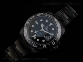 GMT Master II PVD Pro Hunter with Metal Bracelet