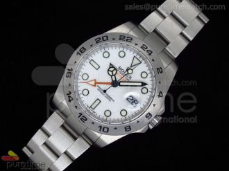 Explorer II  White