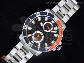 Maxi Marine Diver Orange Steel