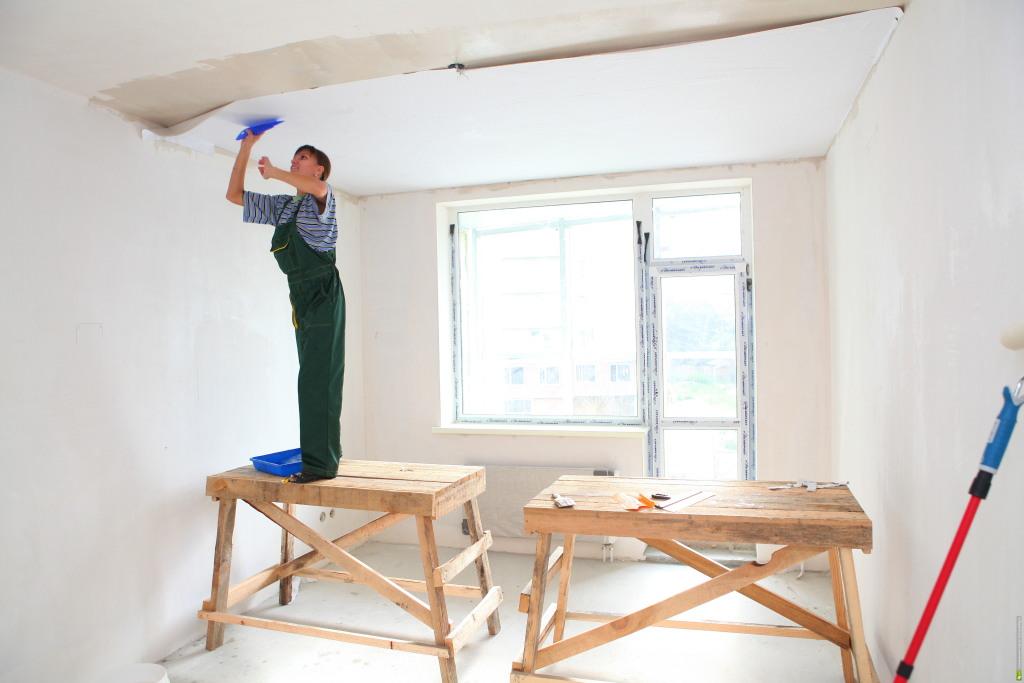 Виды ремонта жилых помещений